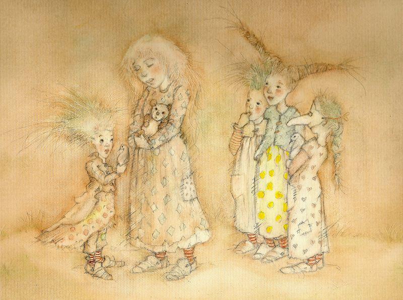 True Friends by Terri Windling