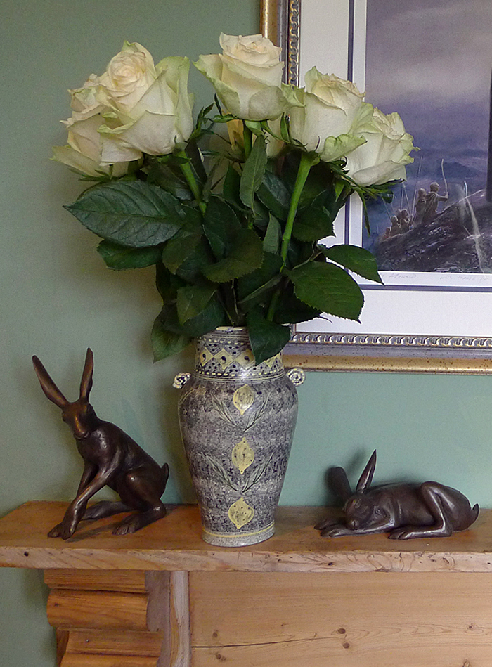 Roses at Bumblehill