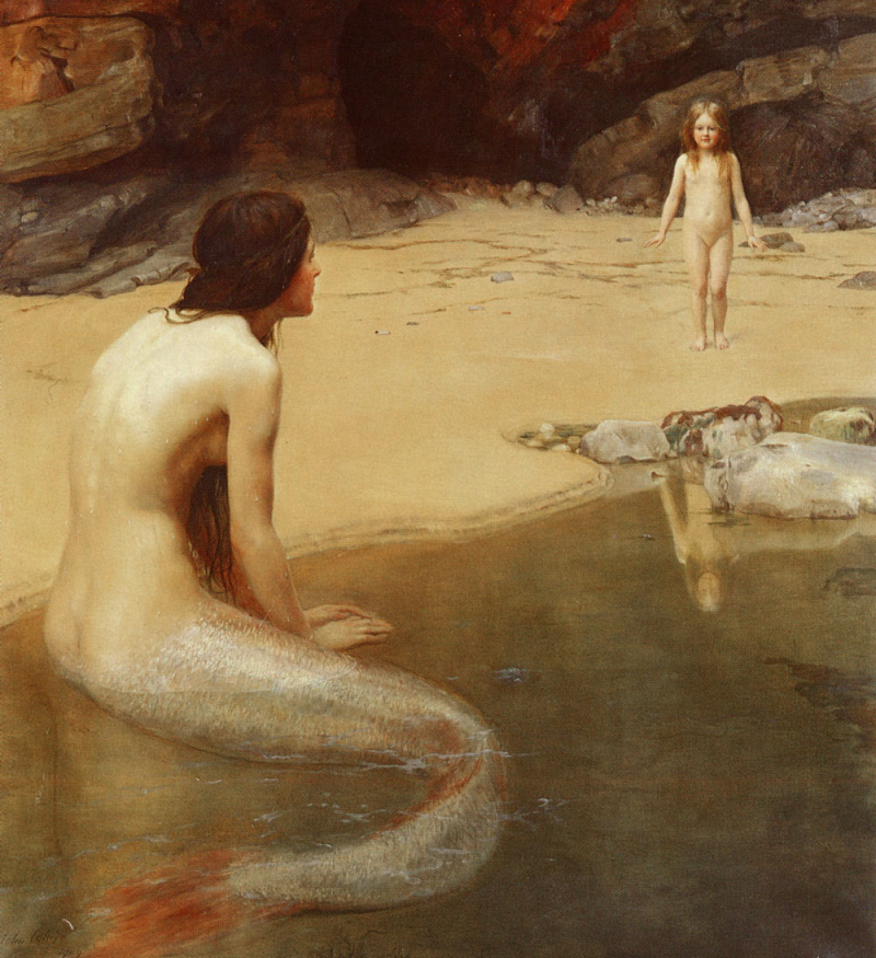The Land Baby by John Collier