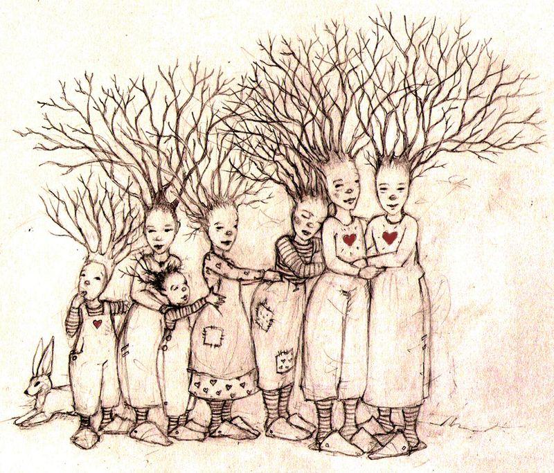 Kimberley Fairies by Terri Windling