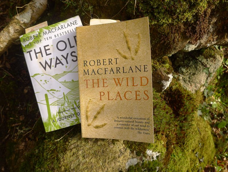 Books by Robert Macfarlane