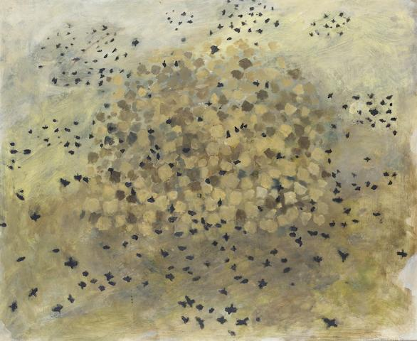Rooks Disturbed by Mary Newcomb