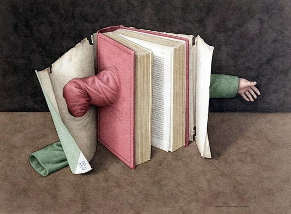 You Cannot Judge a Book by Jonathan Wolstenholme