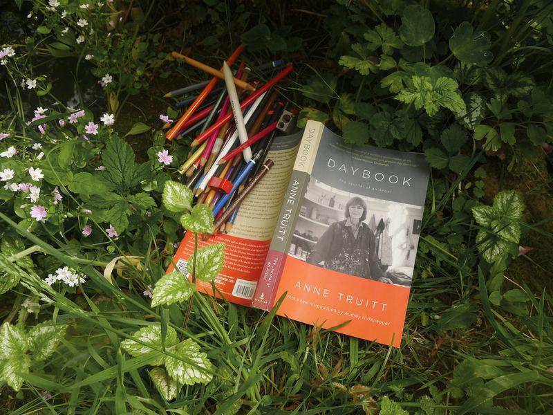 Daybook by Anne Truitt