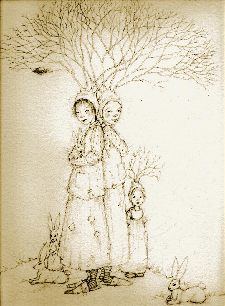 ''Tree Caps'' by Terri Windling