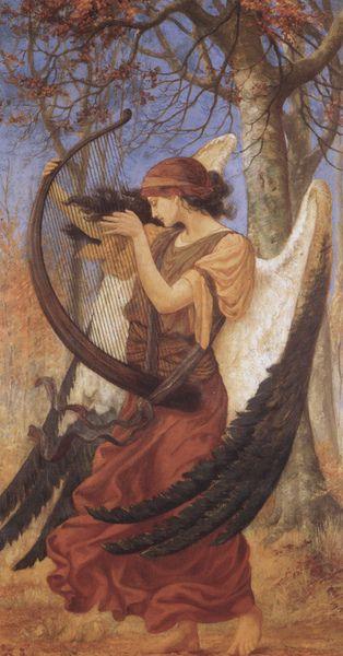 Titania's Awakening by Charles Sims