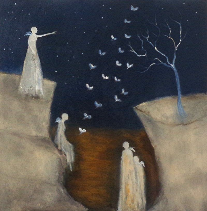 The Rising by Jeanie Tomanek