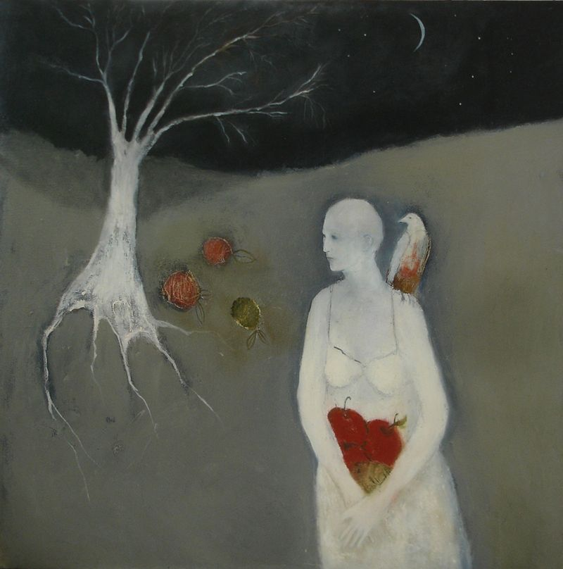 Eve Does Take Out by Jeanie Tomanek