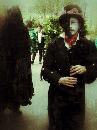 May Day i Chagford