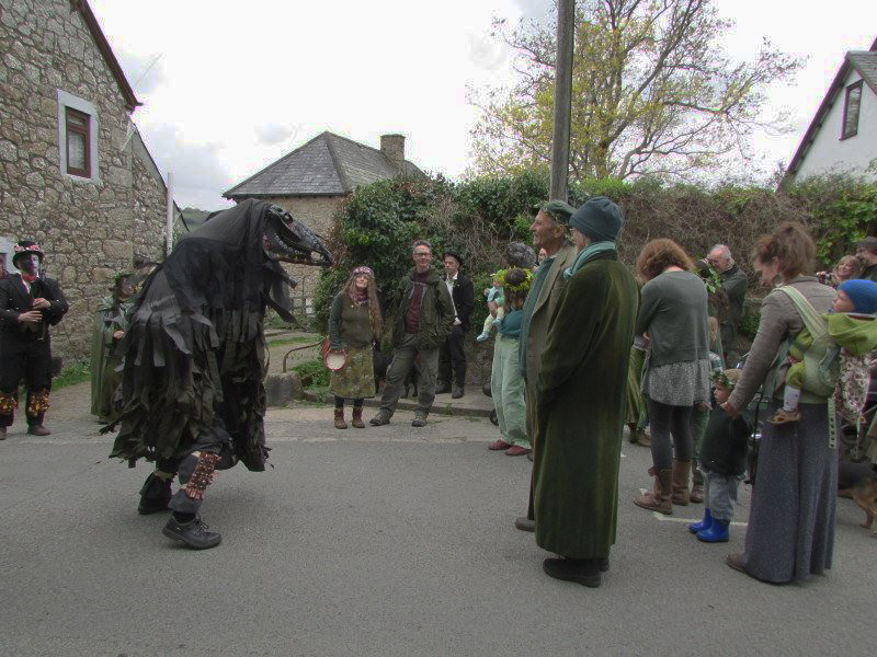 May Day in Chagfod
