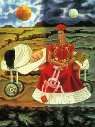 Tree of Hope, Remain Strong by Frida Khalo