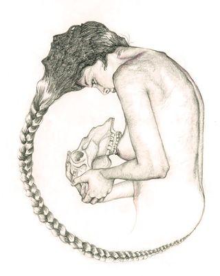 Cradle by Nomi McLeod