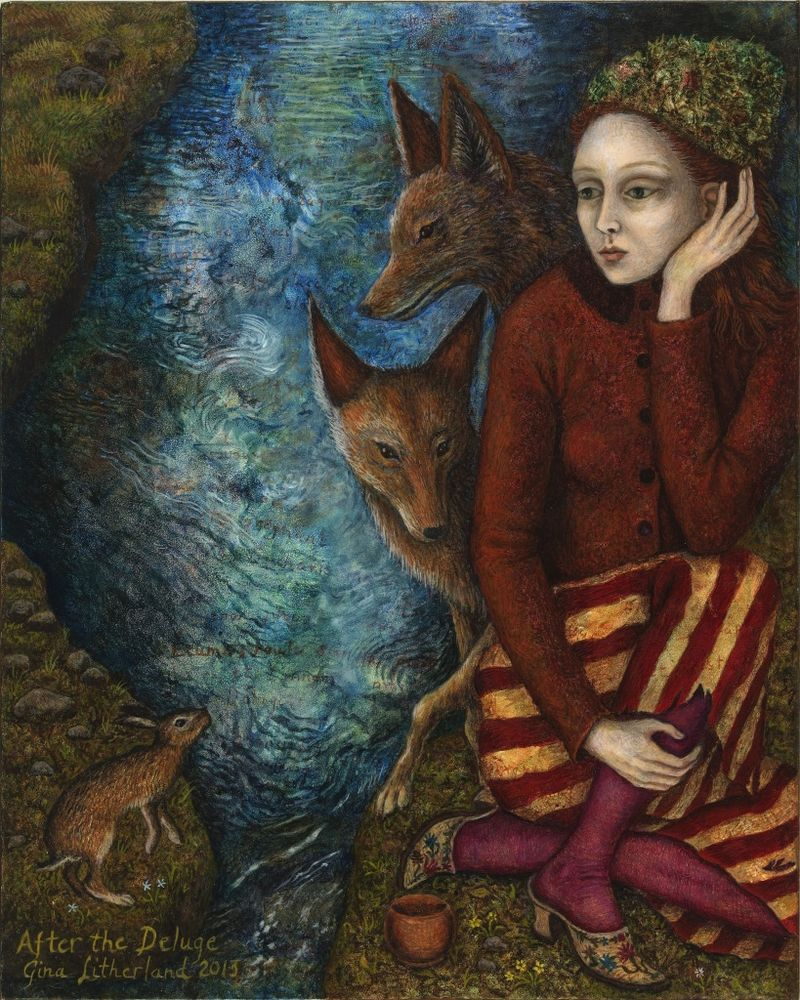 After the Deluge by Gina Litherland