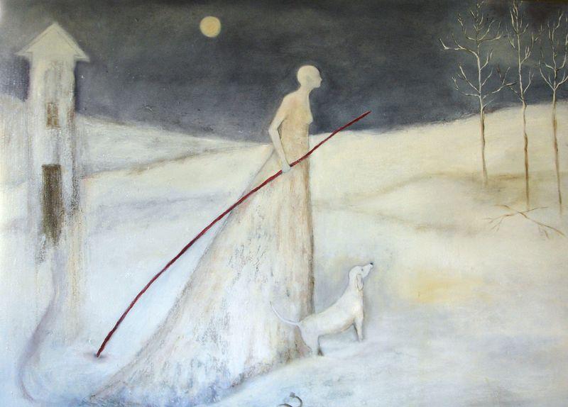 Stray by Jeanie Tomanek