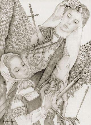 Finn the Keen Falcon by Adrienne Segur