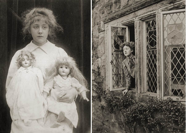 Agatha Christie in childhood and youth