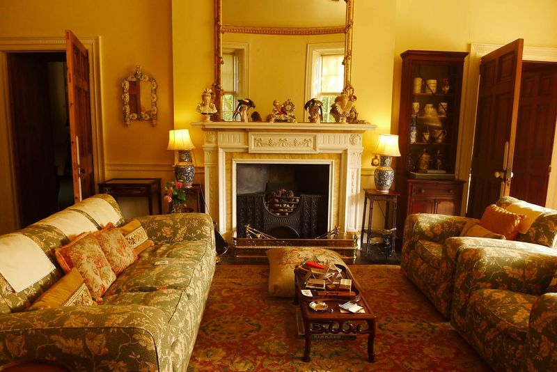 The family room at Greenway