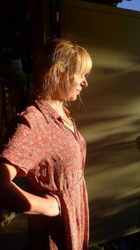 Terri Windling photographed by Carol Amos