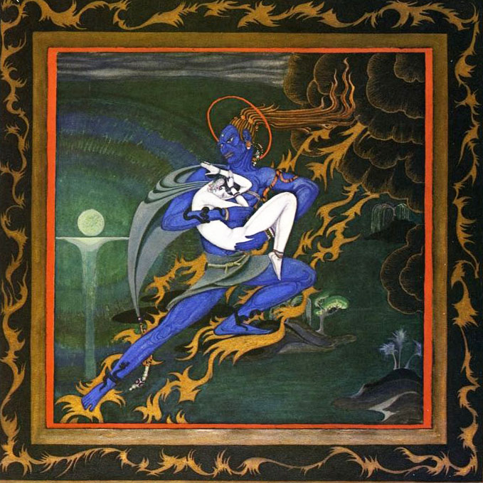 The Tale of the Second Dervish by Kay Nielsen