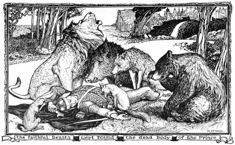 The Faithful Beasts by HJ Ford