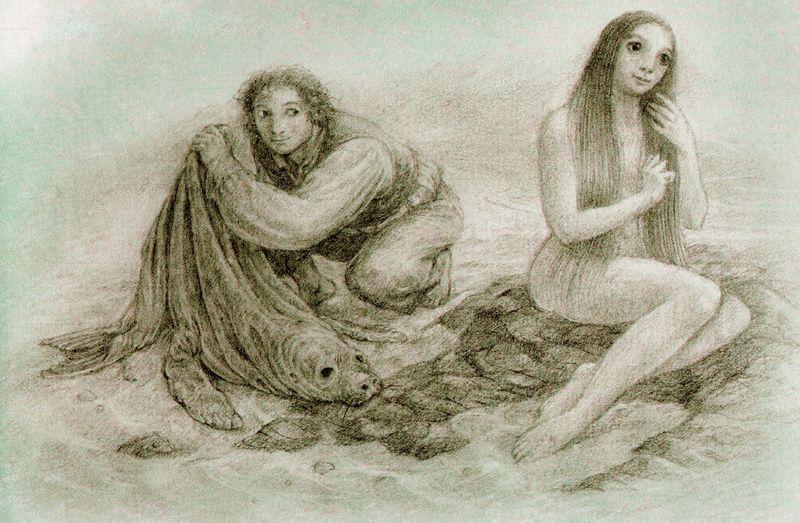The Selkie by Virginia Lee