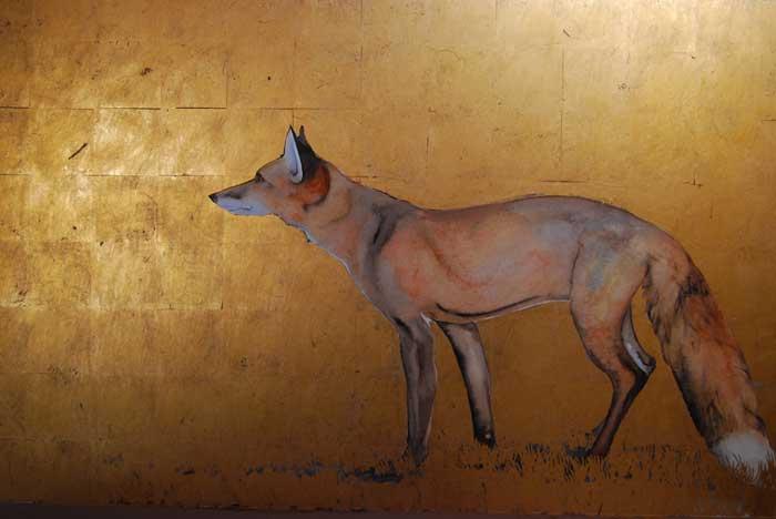 Gilded Fox by Jackie Morris