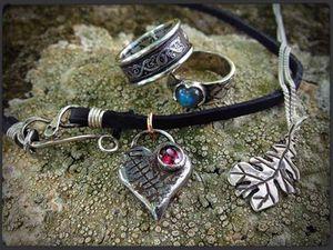 Mythic jewelry by Jason of England