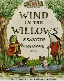 The Wind in the Willows cover aty