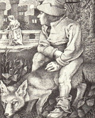 The Golden Bird by Maurice Sendak