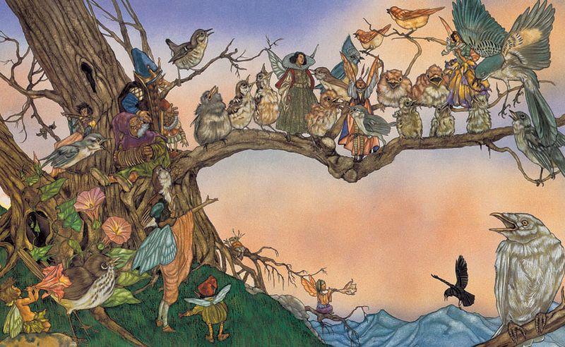 Good Night, Fairies by Michael Hague