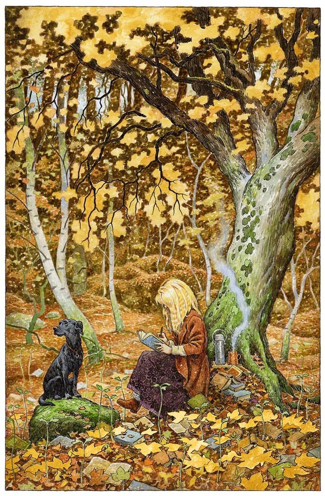The Word Wood by David Wyatt