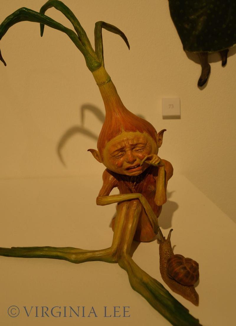 Sculpture by Virginia Lee