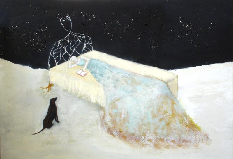 Bedtime Story by Jeanie Tomanek