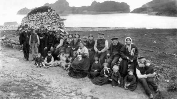 Inhabitants of St. Kilda