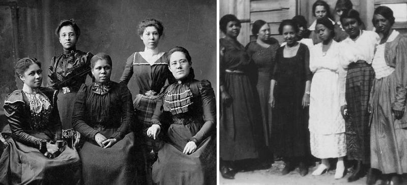 African American suffragists