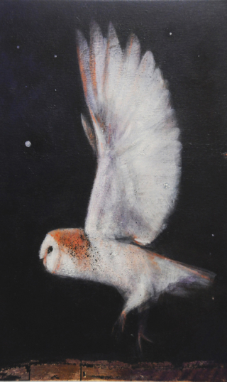 The Wild Night Ascending by Catherine Hyde