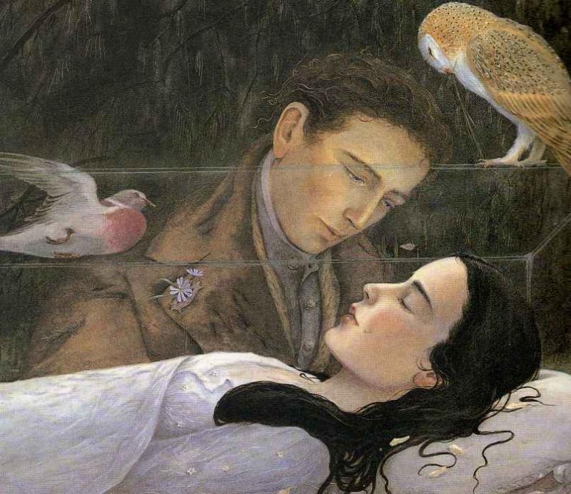 Snow White by Angela Barrett