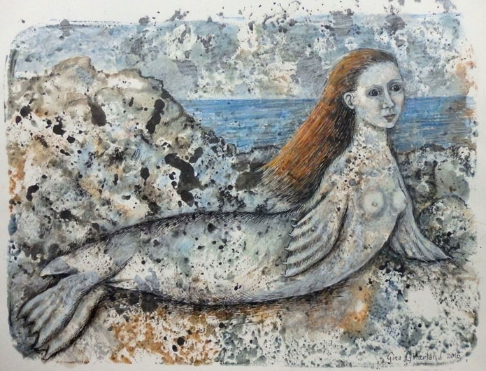 Selkie by Gina Litherland