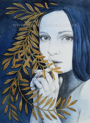 'Verona' by Alexandra Dawe