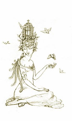 The Birdkeeper by Virginia Lee