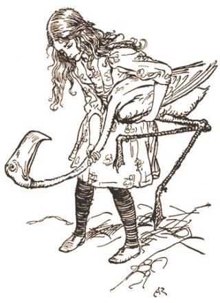 Alice by Arthur Rackham small