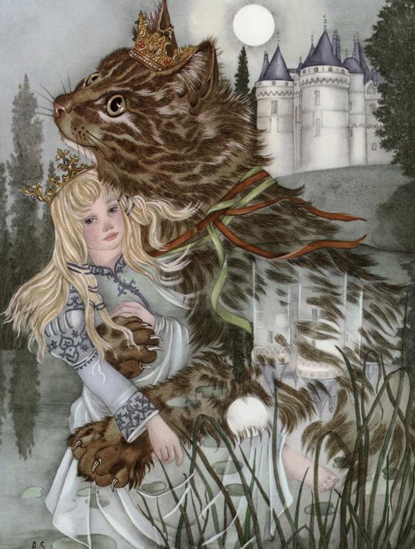 Kip the Enchanted Cat by Adrienne Segur
