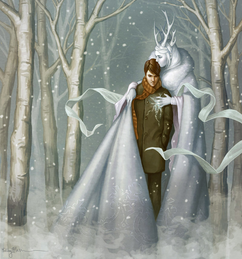 Kay and the Snow Queen by Angela Barrett