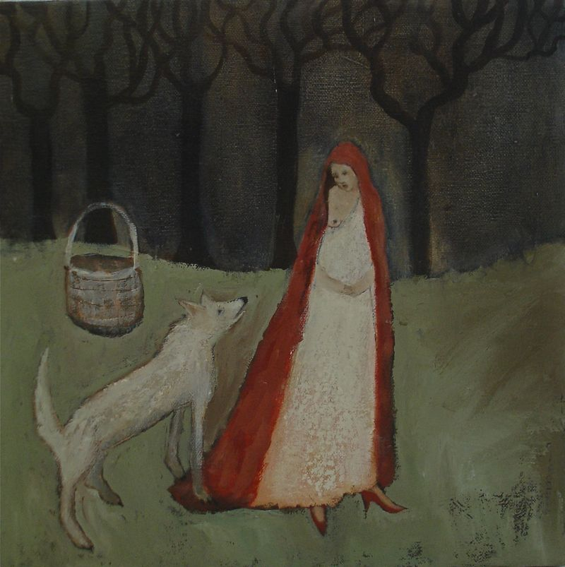 Sometimes in the Forest by Jeanie Tomanek