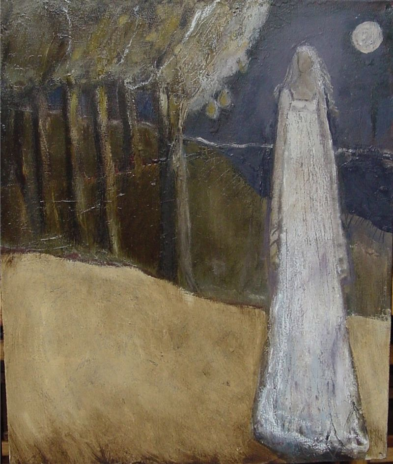 The Handless Maiden by Jeanie Tomanek