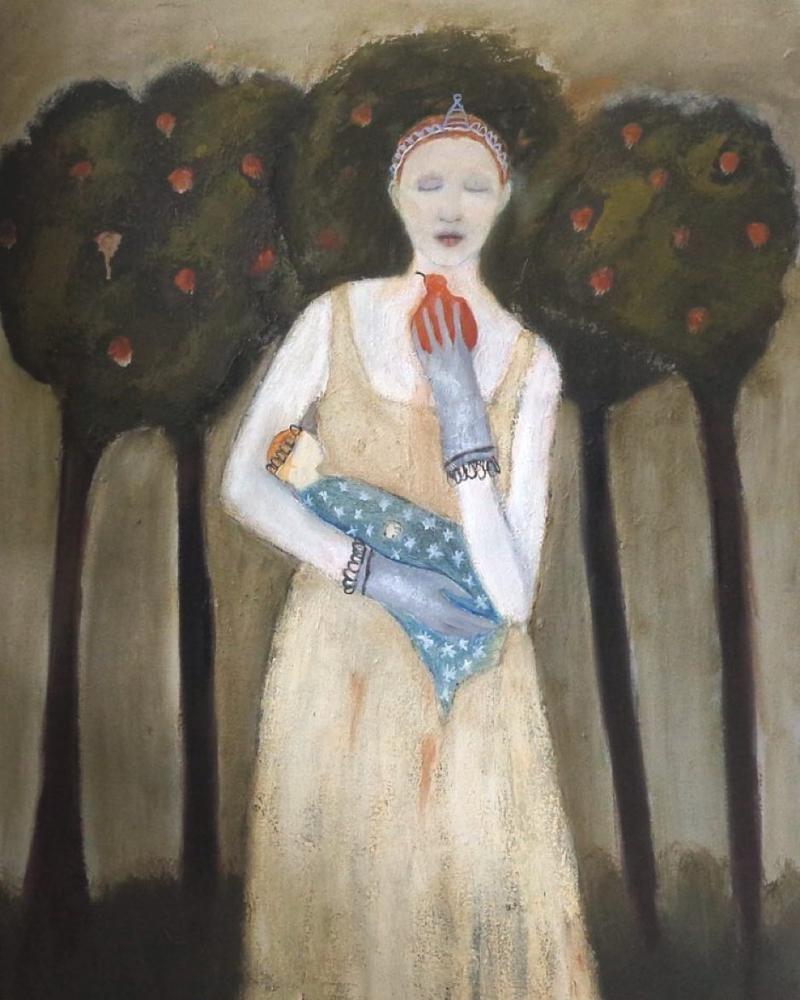 Silver Hands by Jeanie Tomanek