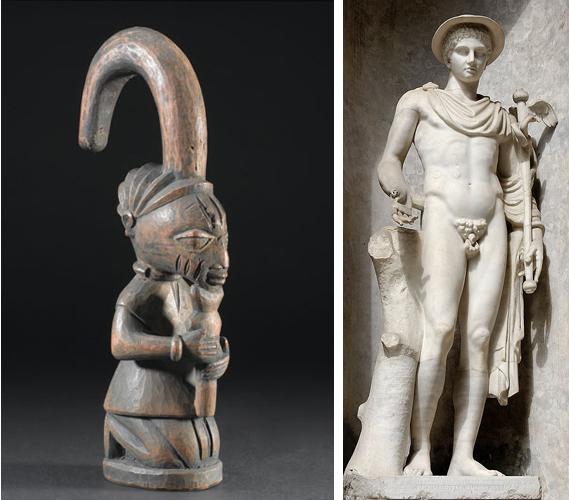 Eshu and Hermes