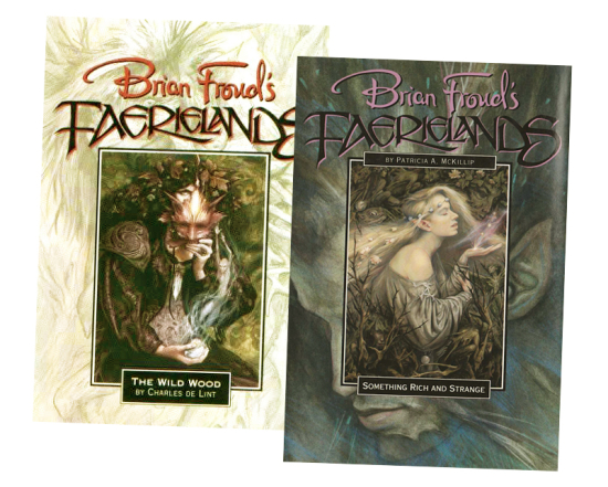 Brian Froud's Faerielands