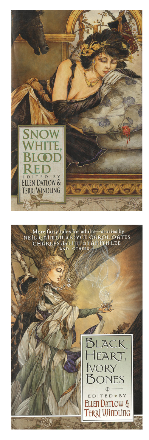 Adult fairy tales, edited by Datlow & Windling