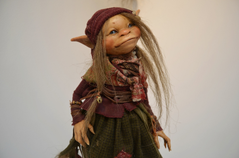 Troll by Wendy Froud